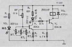 Application of PTC Thermistor in Motor Overheat Protection Circuit