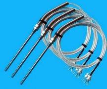 3-wire pt100 temperature sensor probe analysis