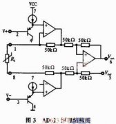 Design of Signal Conditioning Circuit for Various Temperature Sensors