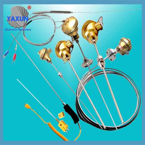 Cost calculation and purchase of thermocouple