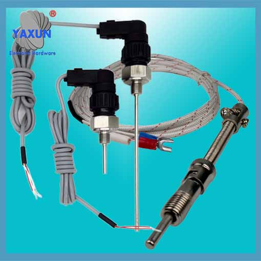 China manufacturer of armored thermocouples