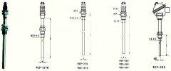 Socket type thermal resistance sensor