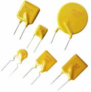Design polymer resettable fuse overcurrent protection circuit