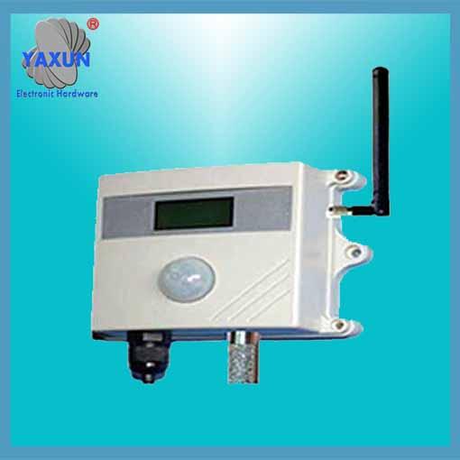 Wireless temperature measurement & wireless temperature online monitoring system