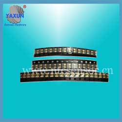 1206 PPTC SMD resettable Fuses parameters